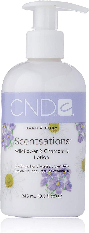 Creative Nail Design Wildflower y manzanilla Scentsations Loción 8,3 oz (japón importación)
