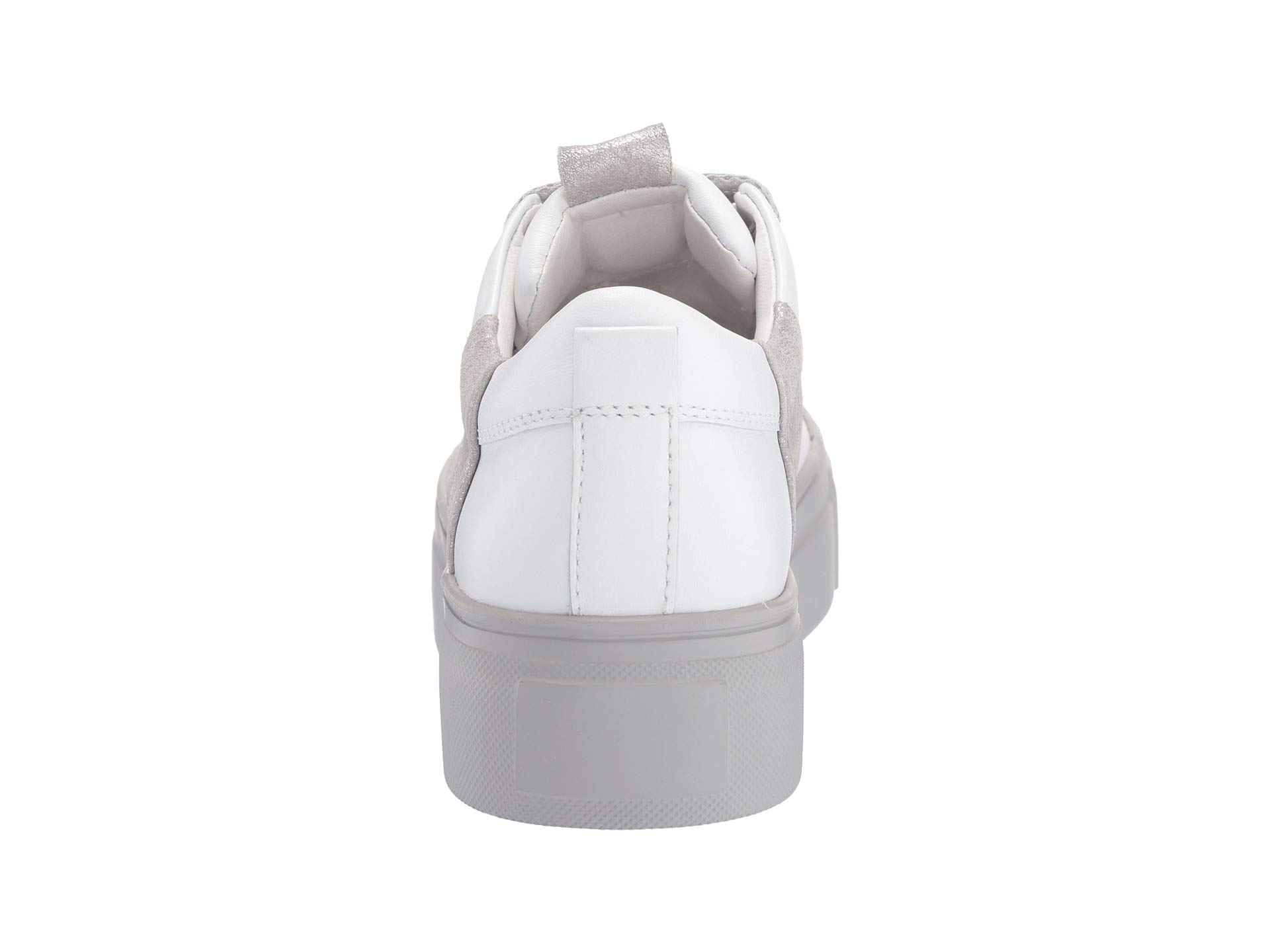 Kennel Schmenger Bianco Striped Big silver amp; Sneaker Metallic Calf rrwvZ