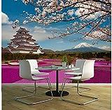 Oedim Fotomural Vinilo para Pared Japón | Fotomural para Paredes | Mural | Fotomural Vinilo Decorativo | 200 x 150 cm | Decoración comedores, Salones, Habitaciones