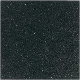 Dal-Tile G77212121L Granite Tile Galaxy Black Polished 2 15/16