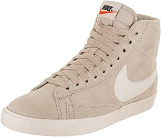new product 583ff 2a193 Nike Women s Blazer Mid VNTG Suede Casual Shoe