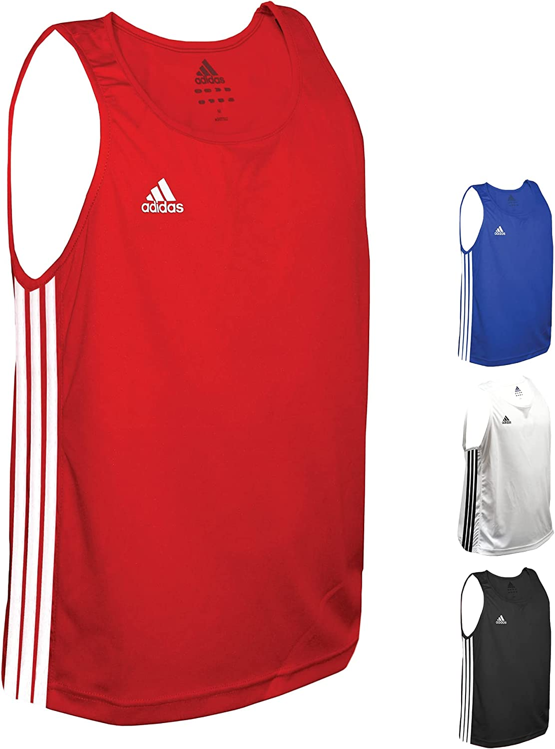 adidas Boxing Punch Mesa Mall Line OFFicial shop Approved Top AIBA -