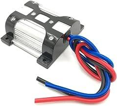 Mr. Ho Filtro de ruido Filtro de ruido Aislador de circuito de tierra macho a hembra de 12V Coche10A