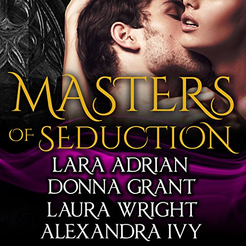 Masters of Seduction - Volume 1 audiobook cover art