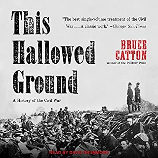 This Hallowed Ground audiobook cover art