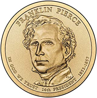 franklin pierce coin 1853 1857