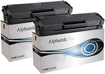Alphaink AI-KIT2-PFMLT-D111L Kit 2 Toner compatibili per Samsung Xpress M2022 Xpress M2022 M2026 M2022W M2070 M2020 M2070F M2070FW M2070W , 1000 copie