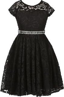 76efe852e8e Amazon.com  Big Girls (7-16) - Special Occasion   Dresses  Clothing ...