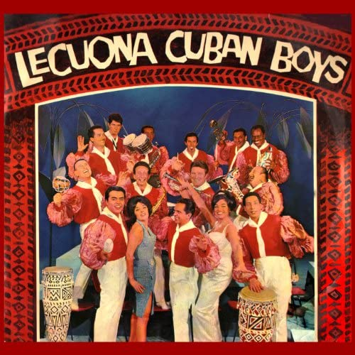 Lecuona Cuban Boys feat. Alberto Rabagliati, Agustín Bruguera & Josephine Baker