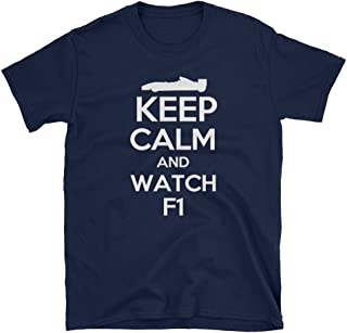 That Merch Store Keep Calm and Watch Formula 1 F1 T-Shirt