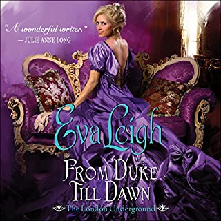 From Duke till Dawn audiobook cover art