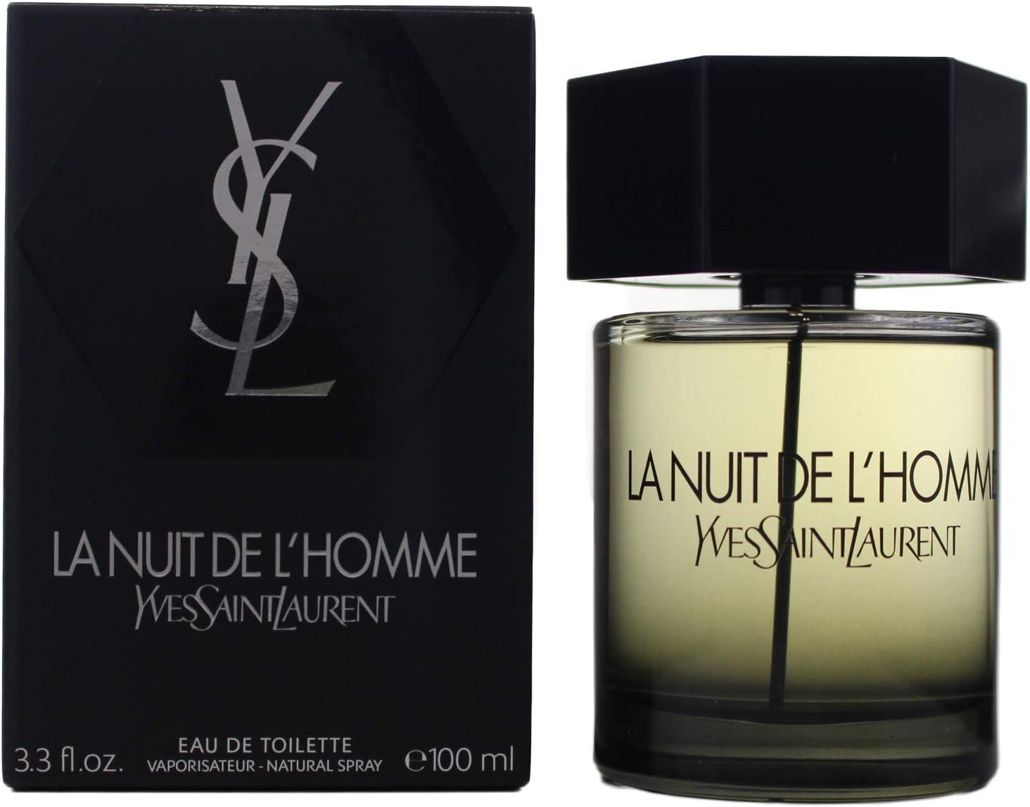Profumo Yves Saint Laurent - La Nuit de L'Homme