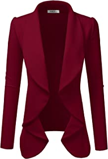 Best red fitted blazer Reviews