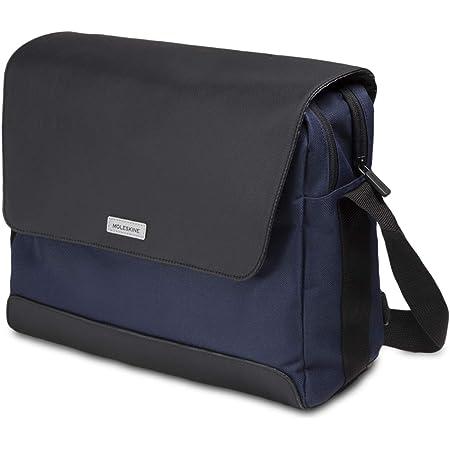 Moleskine Notebooktasche Gerätetasche Für Laptop Tablett Ipad Und Notebook Bis 13 Zoll Maße 38 X 15 X 27 Cm Saphirblau Moleskine Schuhe Handtaschen