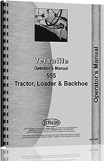 Best versatile 555 tractor Reviews
