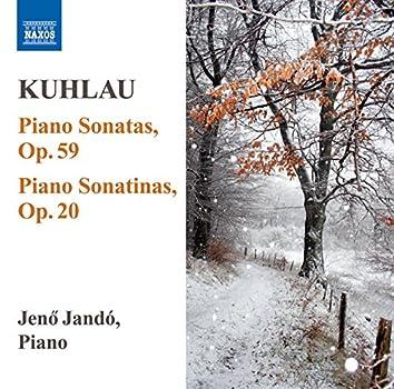 Kuhlau: Piano Sonatas, Op. 59 / Piano Sonatinas, Op. 20