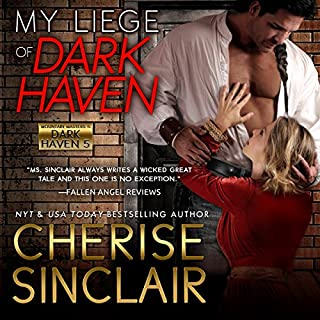 My Liege of Dark Haven audiobook cover art