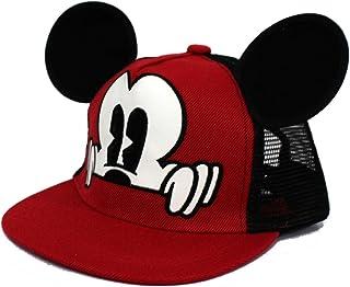 قبعة بيسبول للأطفال الصغار واقية كرتوني قبعات بيسبول هيب هوب قبعات رائعة للأولاد والبنات 2-6 سنوات
