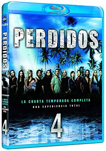 Perdidos - Temporada 4 [Blu-ray]