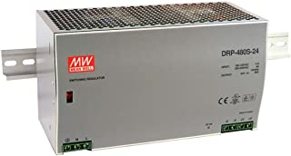 MW Mean Well DRP-480S-48 48V 10A 480W Single Output Industrial DIN RAIL with PFC Function Power Supply