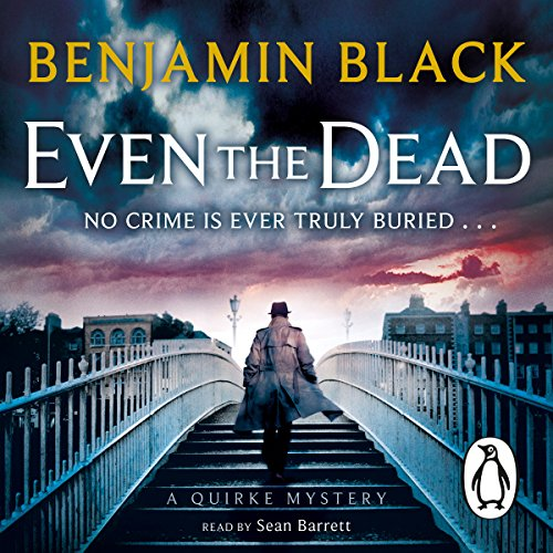 Even the Dead audiobook cover art