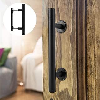Probrico granero madera de 304/acero inoxidable deslizante tirador de puerta resistente a la corrosi/ón puerta Hardware