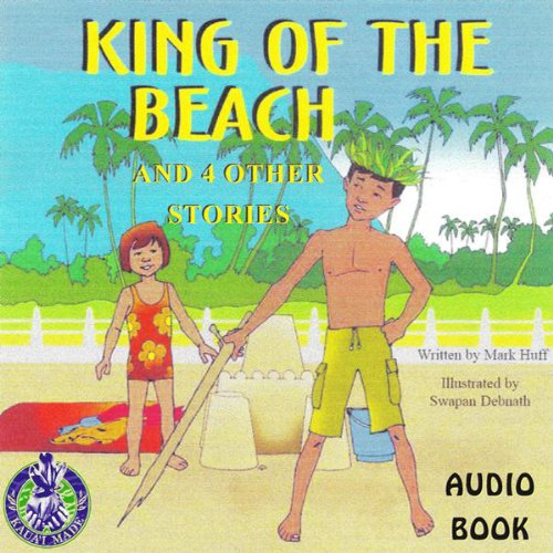 King of the Beach and Other Stories audiobook cover art