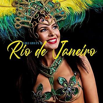 Wild Party in Rio de Janeiro – Paradise, Ocean, Chillout Party, Night Bar