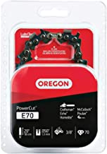 Oregon E70 PowerCut 20-Inch Chainsaw Chain, Fits Craftsman, Echo, Homelite, McCulloch, Poulan