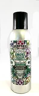 Paul Hoge Creations Smoke Odor Exterminator 7oz Large Spray, Sugar Skull