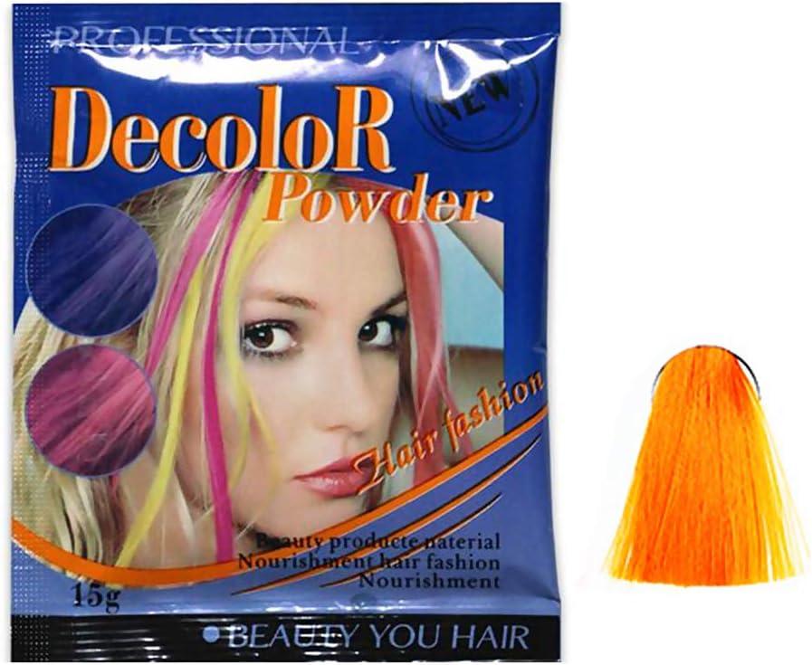DDU - Tinte para el cabello decolorante, seguro para el color ...