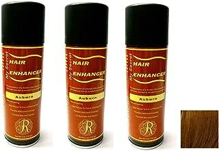 My Secret Hair Enhancer Spray for Fine or Thinning Hair - Auburn 5 oz - 3 Cans