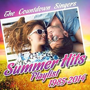 Summer Hits Playlist-1985-2014