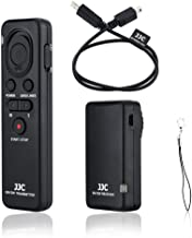 Best Wireless Remote Shutter Release Control Fit for Sony Camcorder FDR-AX33 AX53 AX100 AX700 HDR-CX405 CX440 CX455 CX675 CX240 CX900 or A6500 A6400 A6300 A6000 A7R III RX100 Replace Sony RMT-VP1K RM-VPR1 Review