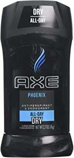Axe Dry Anti-Perspirant Deodorant Phoenix 2.70 oz (Pack of 6)