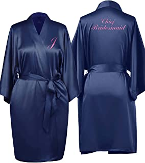 Best personalized bridal bathrobes Reviews