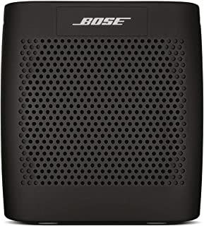 Bose Soundlink Color Bluetooth Speaker for Mobile Phones - Black