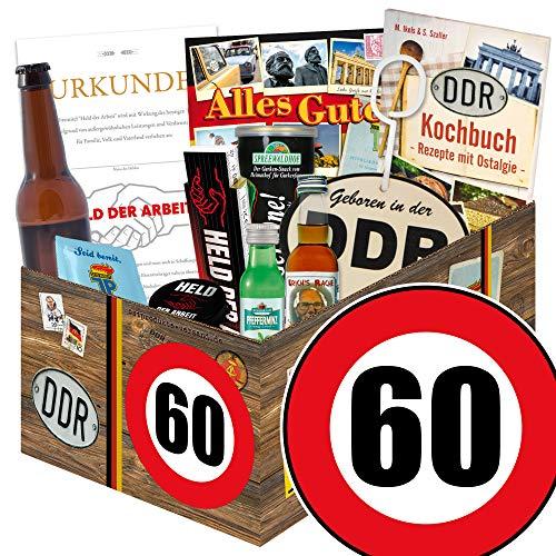 Männer Paket / Geburtstag 60 / Geschenk Box Papa / Mann Geschenk