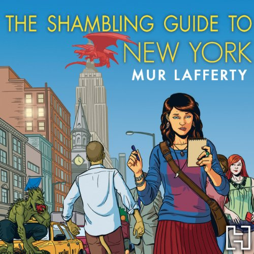 The Shambling Guide to New York City cover art
