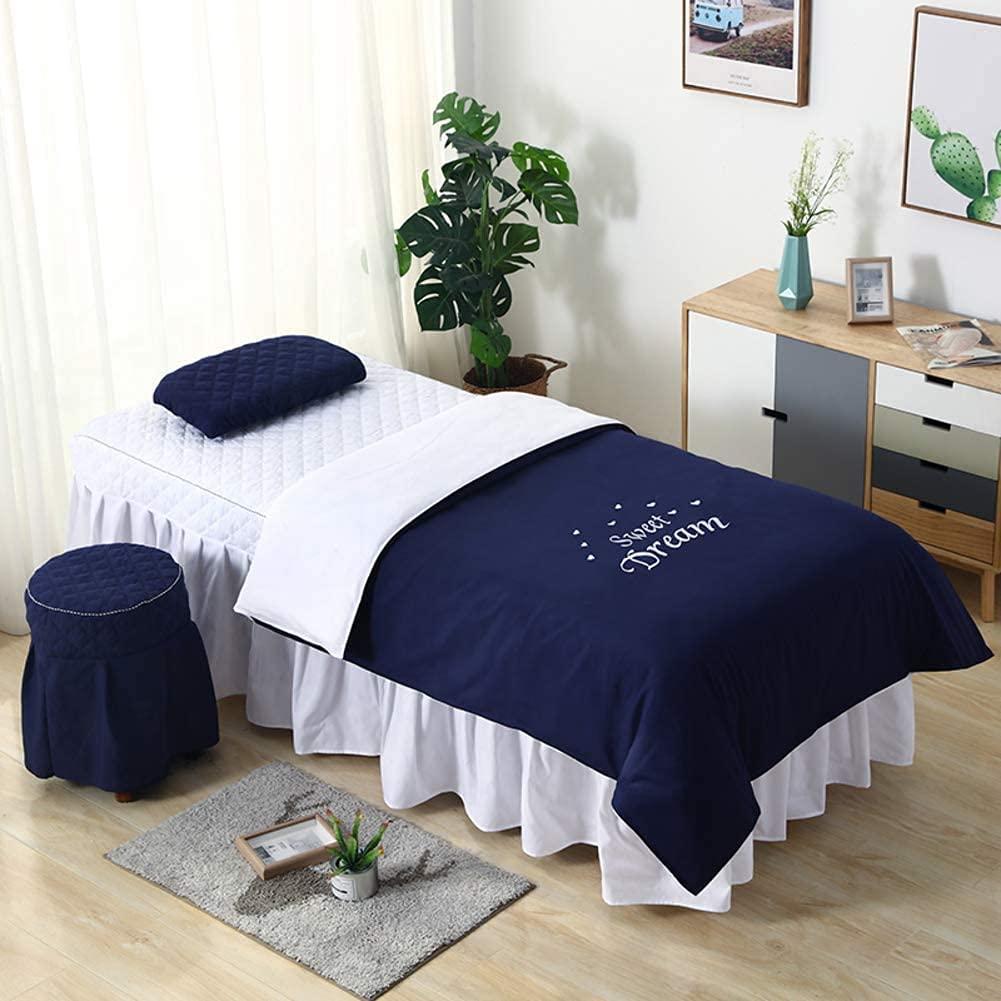 Chilechuan SPA Treatment Sales Beauty Salon Bed Table Massage Skirt, Overseas parallel import regular item