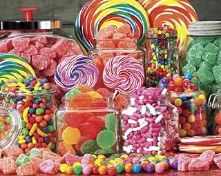 "Springbok ""Candy Galore"" 1000 Piece Jigsaw Puzzle"