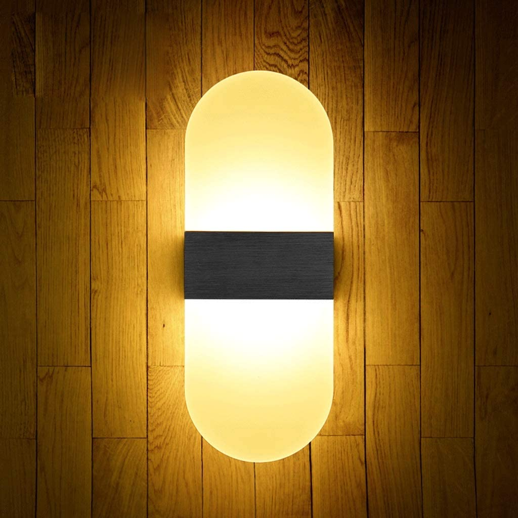 Nashville-Davidson Mall ZPTECH Simple and Cool Popular standard Wall Mirror Lamp Front Light Lamp-BL