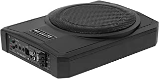 $139 » BOSS Audio Systems Elite SLIM10 Amplified Car Subwoofer - Low Profile, 10 Inch Subwoofer, Remote Subwoofer Control, for Ve...