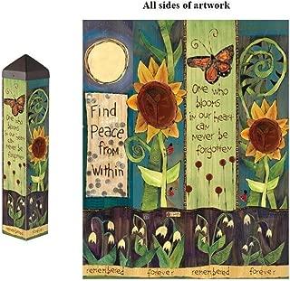 MagnetWorks Studio M Find Peace Art Pole 20