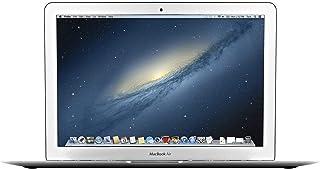 """Apple MacBook Air 13.3"""" (i7-4650u 8gb 128gb SSD) QWERTY U.S Teclado MD760LL/A Meta 2013 Plata (Reacondicionado)"""