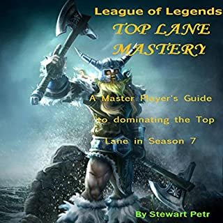 League of Legends Top Lane Mastery audiobook cover art