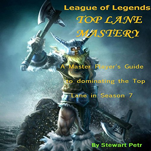 League of Legends Top Lane Mastery cover art
