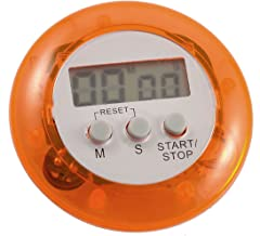 uxcell Clip Digital Electronic Kitchen Cooking Count Down Up Alarm Timer