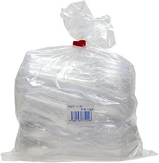ホウケン産業 スプーン クリアー 2.9x12.3cm 個包装 業務用 HO-125 100本入