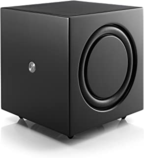 Audio Pro Addon C-SUB WiFi Wireless Multi-Room Subwoofer - Powerful Bass - Compatible with Alexa - Black